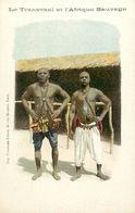 Pays Div-ref K804- Afrique Du Sud - South Africa - Le Transvaal Et L Afrique Sauvage - Carte Bon Etat - - South Africa