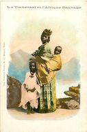 Pays Div-ref K784- Afrique Du Sud - South Africa - Le Transvaal Et L Afrique Sauvage - Carte Bon Etat - - South Africa
