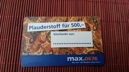 Prepaidcard Austria Used - Austria