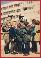 Propagandakarte Der DDR, Grenzsoldaten ~ Um 1965 - Otros