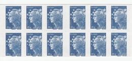 592-C1 Marianne De Beaujard Bleu - Neuf Non Plié Europe 20 Grs - Carnets