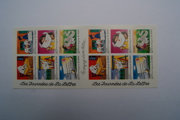 FRANCE 1997   YT N°BC3071   EC 336    CARNET  LES JOURNEES DE LA LETTRE    ( Vendu Au Prix D'achat) - Unused Stamps