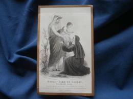 Image Pieuse  Notre Dame De Gracay - L349 - Devotieprenten