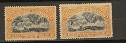 Congo Belge Ocb Nr : 21 * MH  (zie  Scan) Lot - 1894-1923 Mols: Mint/hinged