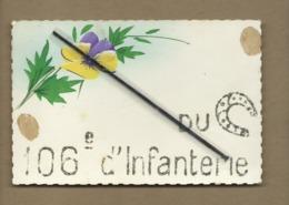 CPA   - ...Du 130 éme D'Infanterie  - (manque Le Décor Sur Le Devant)- - Militaria