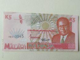 5 Kwcha 1995 - Malawi