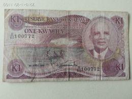 1 Kwcha 1988 - Malawi