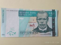 50 Kwcha 2003 - Malawi