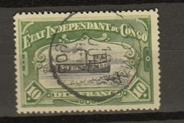 Congo Belge Ocb Nr : 29  (zie  Scan) - 1894-1923 Mols: Used