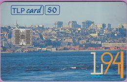 Télécarte Portugal °° 50 - Lisboa 94 - Sc7 04-94 - RV 4531  *  TBE -  Em Bom Estado - Portugal