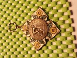 Medaille - Medaille - Bowlen Club Kamp A 1975 - Pays-Bas