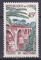 Congo - 1968 - N°Yv. 219  Viaduc Du Mayombé. N** MNH - Congo - Brazzaville
