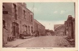 87 JOUAC  Rue Principale - France