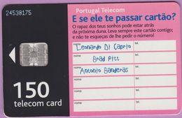 Télécarte Portugal °° 150 - Passar Cartao Leonardo - Sc7 - 05-99 - RV 8175   *  TBE -  Em Bom Estado - Portugal