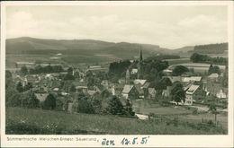 AK Kirchhundem Welschen Ennest, Gesamtansicht, O 1951 (28503) - Duitsland