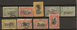 Congo Belge Ocb Nr : 54 - 62  (zie  Scan) - 1894-1923 Mols: Used