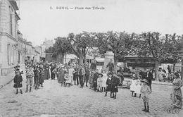 DEUIL - Place Des Tilleuls - Deuil La Barre