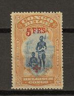 Congo Belge Ocb Nr : 79 ** MNH (zie  Scan) - 1894-1923 Mols: Mint/hinged