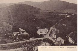 Stavelot - Coo - CPA - Panorama - Stavelot