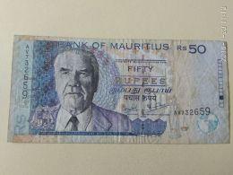 50 Rupie 2006 - Mauritius