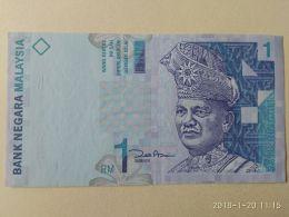 1 Ringgit 1996 - Malesia