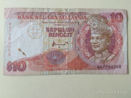 10 Dollari 1995 - Malesia
