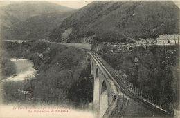 - Dpts Div.-ref-XX353- Tarn - Brassac - La Bifurcation Ferroviaire - Ligne De Chemin De Fer De Castres à Brassac - - Brassac