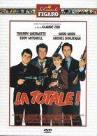 DVD NEUF LE CINEMA DU FIGARO FILM DE CLAUDE ZIDI   : LA TOTALE EDDY MITCHELL MIOU MIOU THIERRY LHERMITTE MICHEL BOUJENAH - Comedy