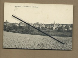CPA Rétrécit - Beaubery - Vue Générale - Côte Ouest - Autres Communes