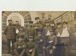 AK Schmiedeberg, Lazarett 1915 - Otros
