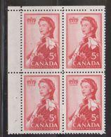 CANADA Scott # 386 MNH - QEII Royal Visit - 1952-.... Reign Of Elizabeth II