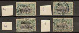 Congo Belge Ocb Nr : 34 L  (zie  Scan) - 1894-1923 Mols: Used