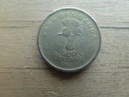 Ouganda  500  Shillings   2003  Km 69 - Ouganda