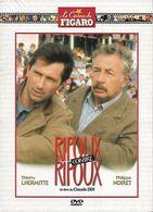 DVD NEUF LE CINEMA DU FIGARO FILM DE CLAUDE ZIDI 1989  : RIPOUX CONTRE RIPOUX AVEC THIERRY LHERMITTE ET PHILIPPE NOIRET - Comédie