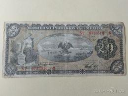 20 Pesos 1914 - Mexico
