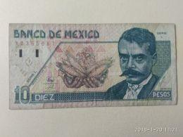 10 Pesos 1994 - Messico