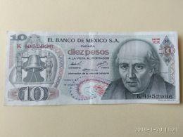 10 Pesos 1974 - Messico