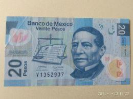 20 Pesos 2007 - Messico