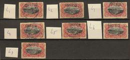 Congo Belge Ocb Nr : 31 L  (zie  Scan) - 1894-1923 Mols: Used