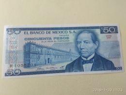 50 Pesos 1981 - Messico