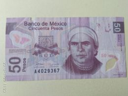 50 Pesos 2008 - Mexico
