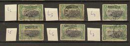 Congo Belge Ocb Nr : 30 L  (zie  Scan) - 1894-1923 Mols: Used