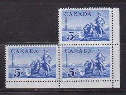 CANADA Scott # 378 MNH - La Verendrve - 1952-.... Reign Of Elizabeth II