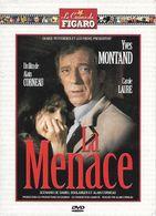 DVD NEUF LE CINEMA DU FIGARO FILM DE ALAIN CORNEAU 1977  : LA MENACE AVEC YVES MONTAND ET CAROLE LAURE - Policiers