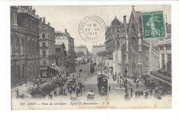 19142 - Lyon Place Des Cordeliers Eglise St-Bonaventure - Lyon
