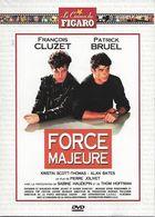 DVD NEUF LE CINEMA DU FIGARO FILM DE PIERRE JOLIVET 1989 : FORCE MAJEURE AVEC FRANCOIS CLUZET ET PATRICK BRUEL - Action, Aventure