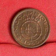 MOZAMBIQUE 10 ESCUDOS 1960 -    KM# 83 - (Nº19948) - Portugal