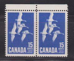 CANADA Scott # 415 MNH - Canada Geese In Flight - 1952-.... Reign Of Elizabeth II
