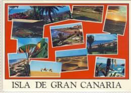 GRAN CANARIA MULTI VIEW SOUVENIERS - Gran Canaria