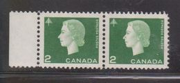 CANADA Scott # 402 MNH - QEII Definitive Pair - 1952-.... Reign Of Elizabeth II